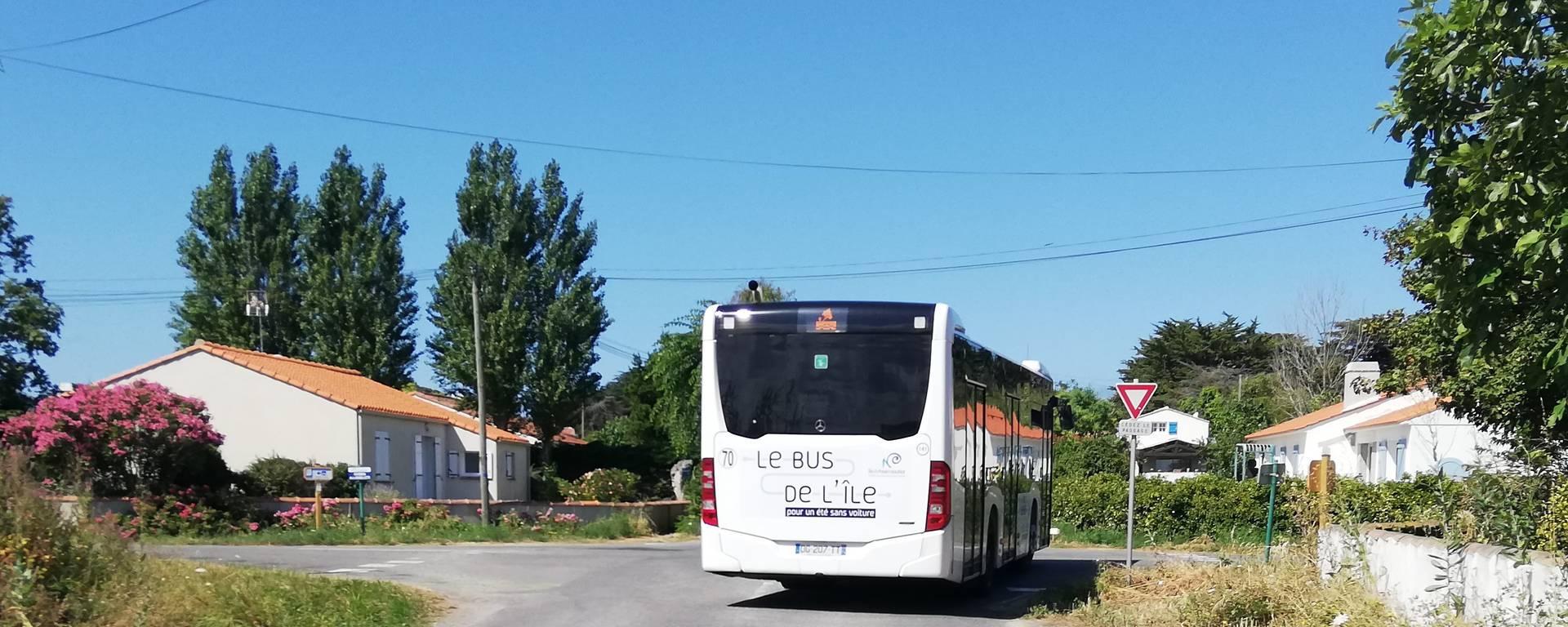 Bus de l'île de Noirmoutier