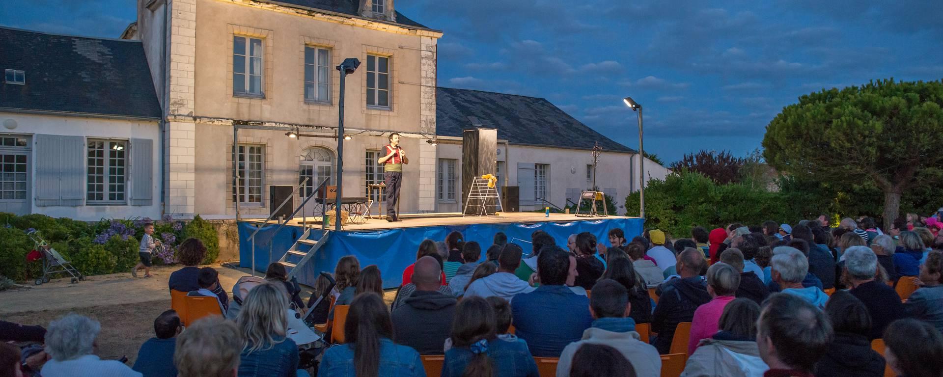 Animation île de Noirmoutier