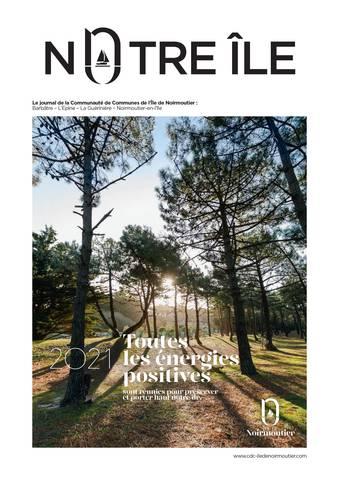 Notre Ile 1 - Magazine Communauté de Communes Ile de Noirmoutier