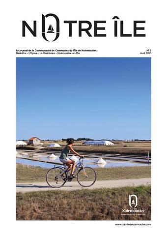 Notre Ile 2 - magazine intercommunale - Ile de Noirmoutier