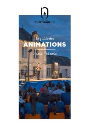 Guide des animations du 2 au 15 août