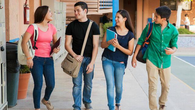 Aides aux lycéens et étudiants