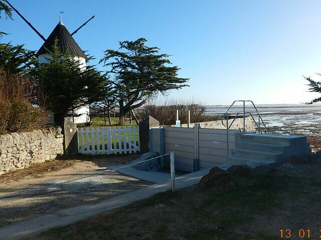 Batardeau de la Guérinière