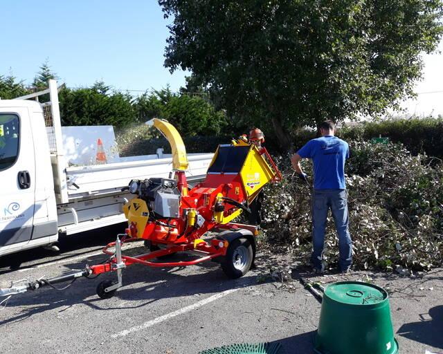 Ateliers compostage et broyage des déchets verts