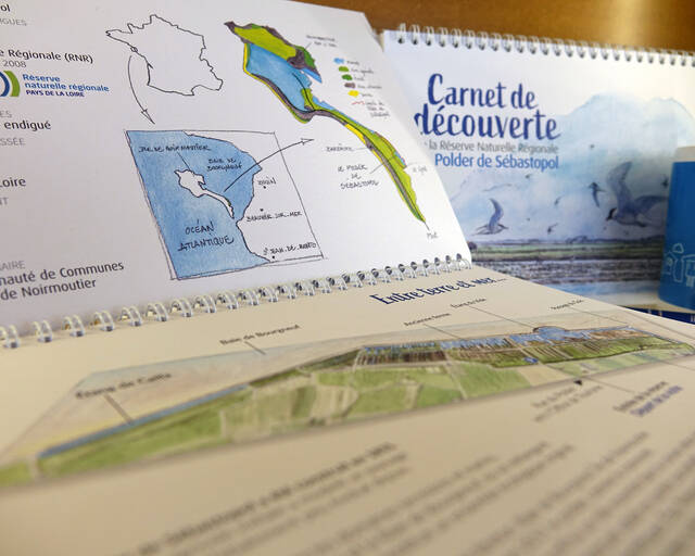 Carnet de découverte pour le polder de Sébastopol