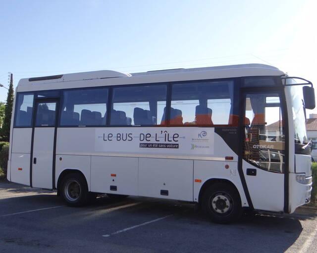 Facilitez vos déplacements avec le Bus de l'île