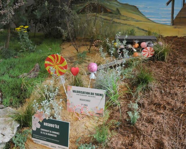 L'île de Noirmoutier couronée aux Floralies de Nantes
