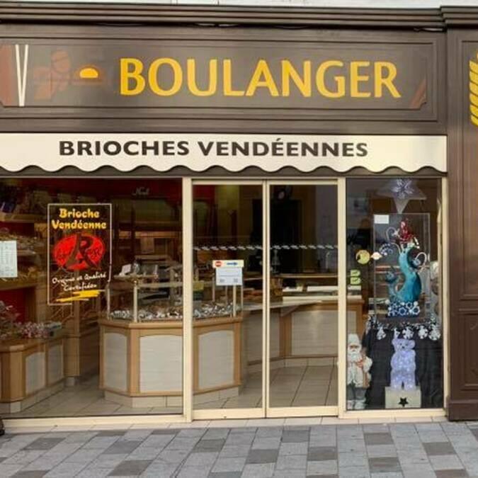Boulangerie Christian THIVAUD, Noirmoutier-en-l'île