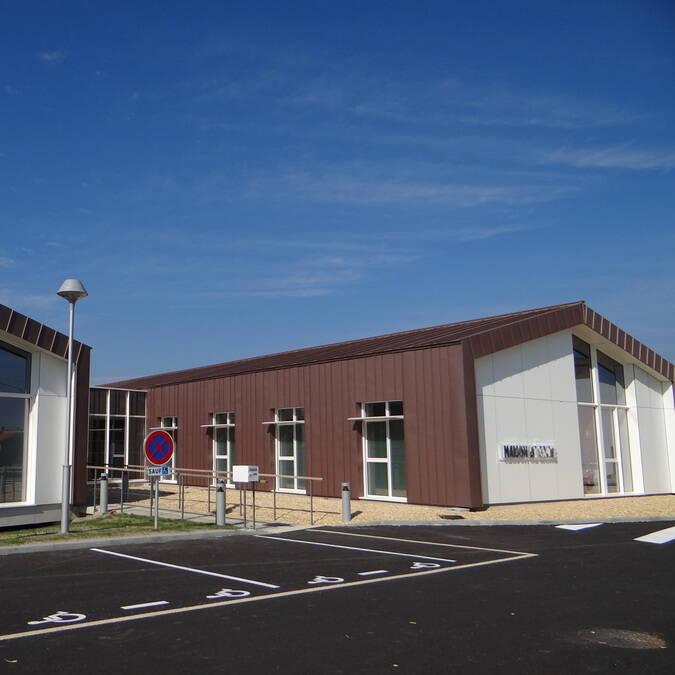 Maison de santé Noirmoutier-en-l'île