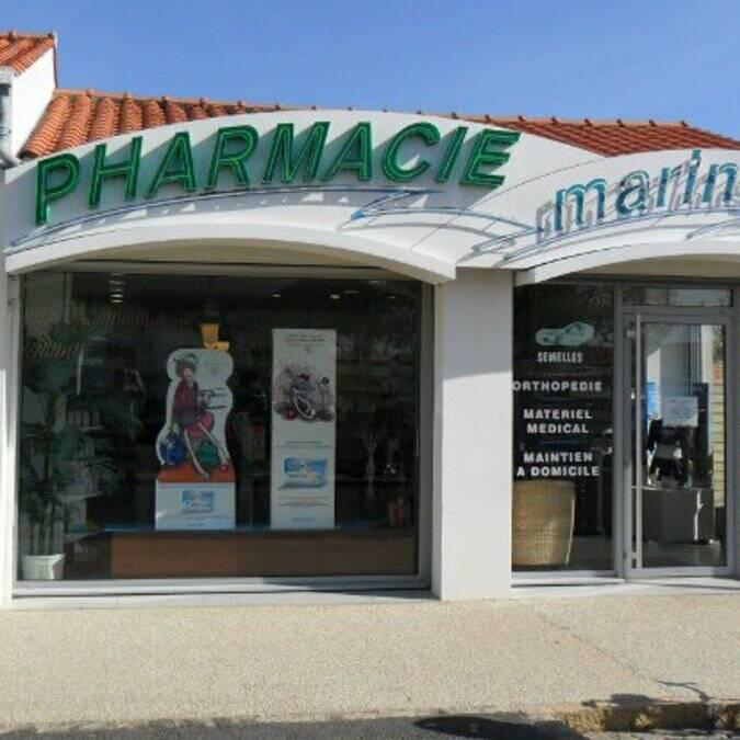 Pharmacie Marine, L'Epine